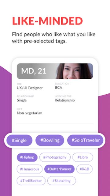 Woo - The Dating App Women Love screenshot 3
