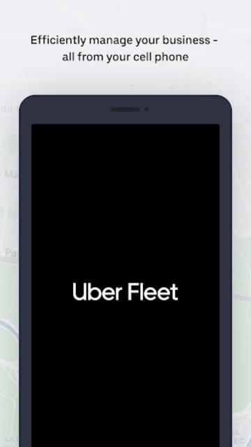 Uber Fleet screenshot 1