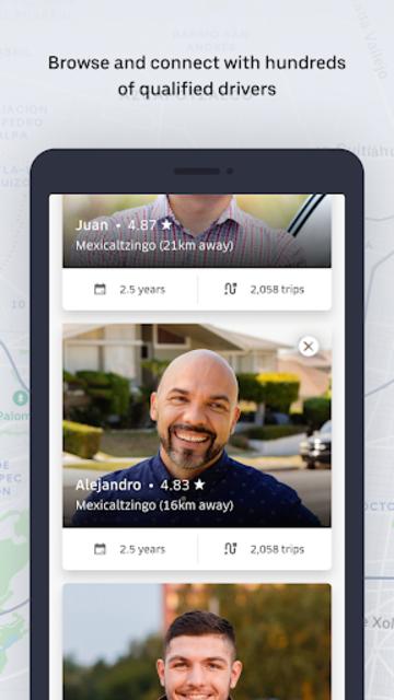 Uber Fleet screenshot 5