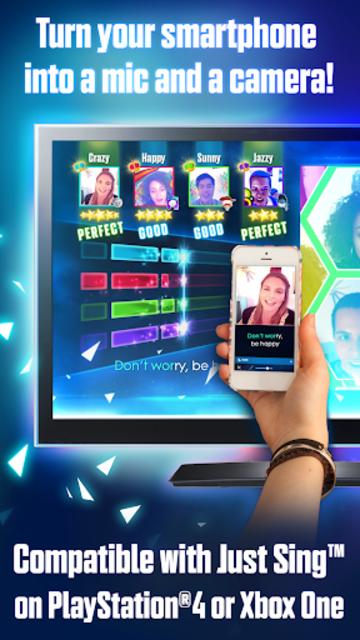 Just Sing™ Companion App screenshot 1
