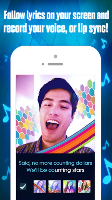 Just Sing™ Companion App screenshot 3