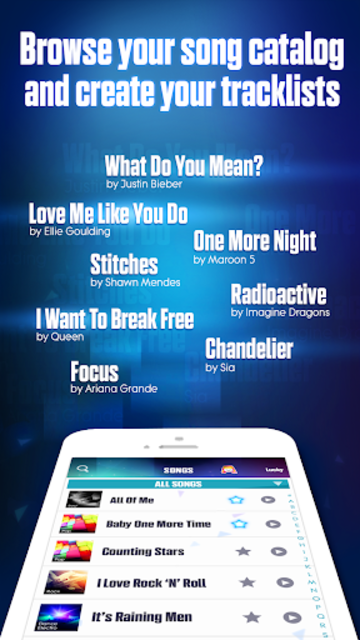 Just Sing™ Companion App screenshot 5