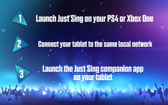 Just Sing™ Companion App screenshot 12