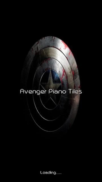 Avenger Piano(Ironman,Thor,Thanos,CaptainAmerica) screenshot 1