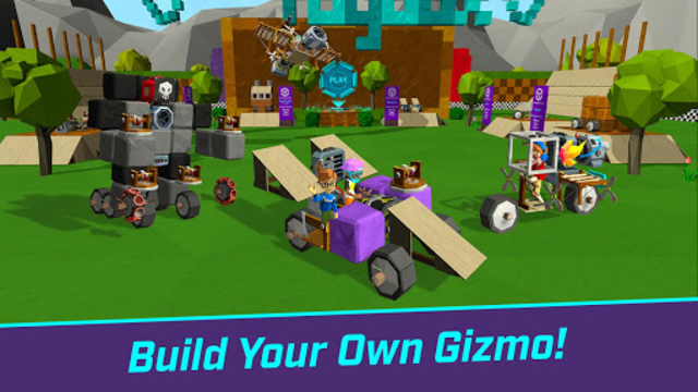 QUIRK (Beta) - Craft, Build & Play screenshot 1