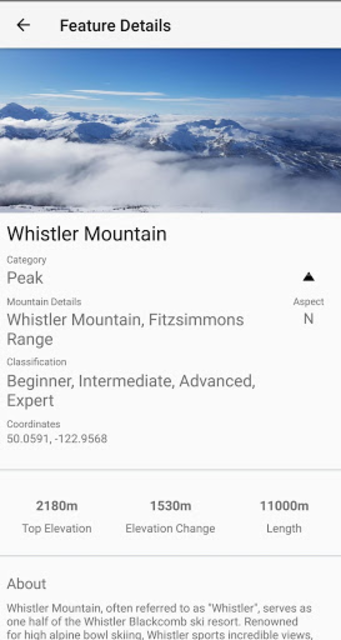 ULLR Maps screenshot 5