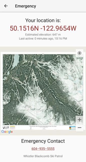 ULLR Maps screenshot 6
