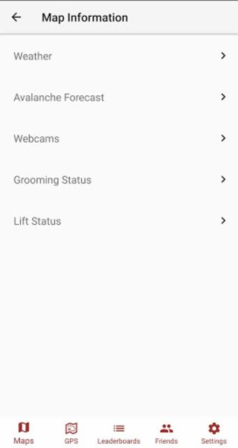 ULLR Maps screenshot 7