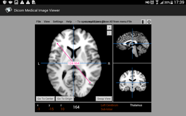 Dicom Medical Image Viewer screenshot 9