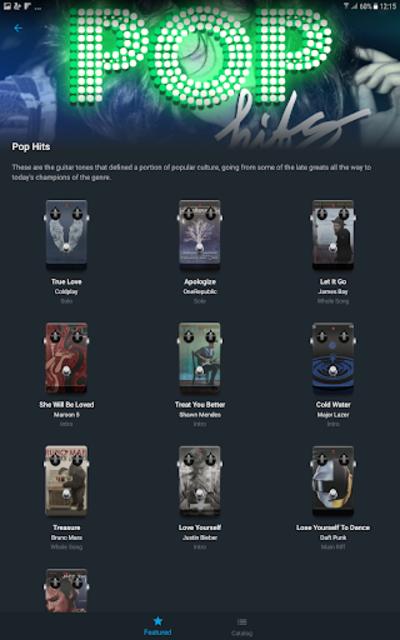 Tonebridge Guitar Effects screenshot 11