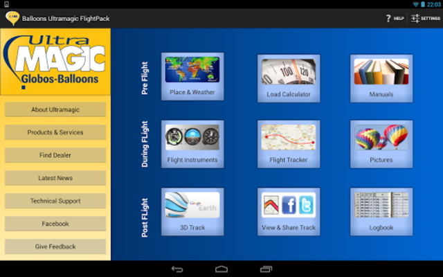 Ultramagic Balloon FlightPack screenshot 9