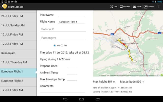 Ultramagic Balloon FlightPack screenshot 11
