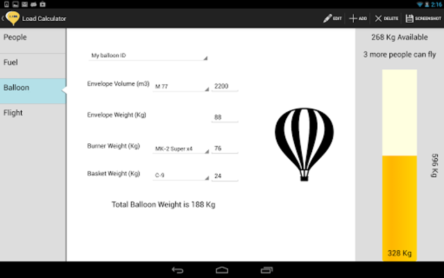 Ultramagic Balloon FlightPack screenshot 14