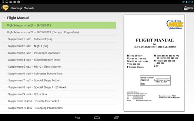 Ultramagic Balloon FlightPack screenshot 16