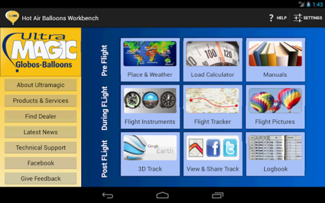 Ultramagic Balloon FlightPack screenshot 17