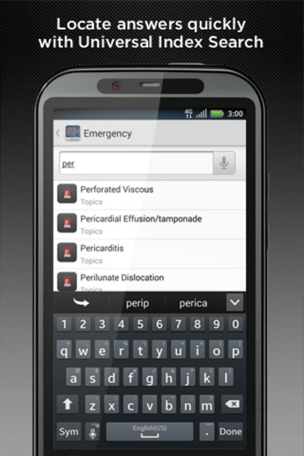 5-Minute Emergency Consult screenshot 5