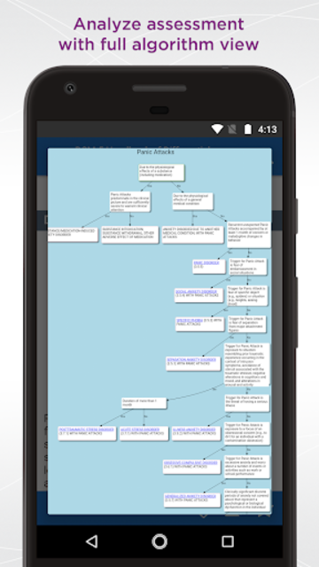 DSM-5 Differential Diagnosis screenshot 3