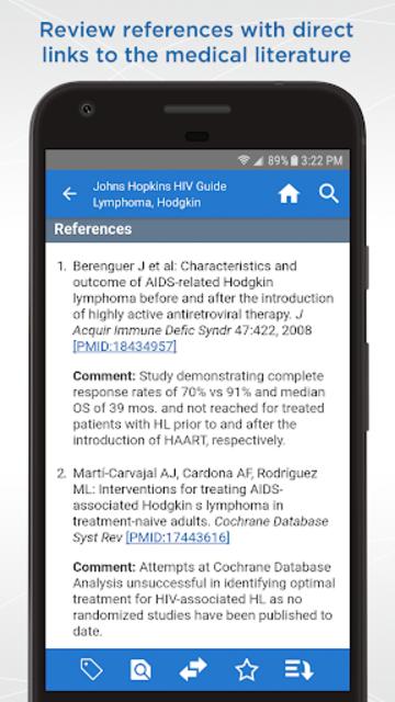 Johns Hopkins Guides ABX... screenshot 3