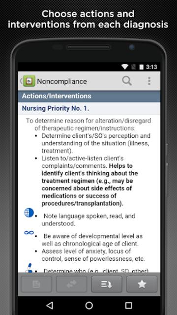 Nurse's Pocket Guide screenshot 5
