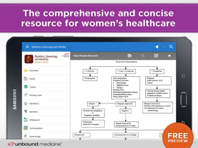 OBGYN and Infertility screenshot 6