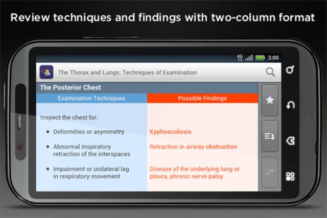 Bates' Physical Examination screenshot 3