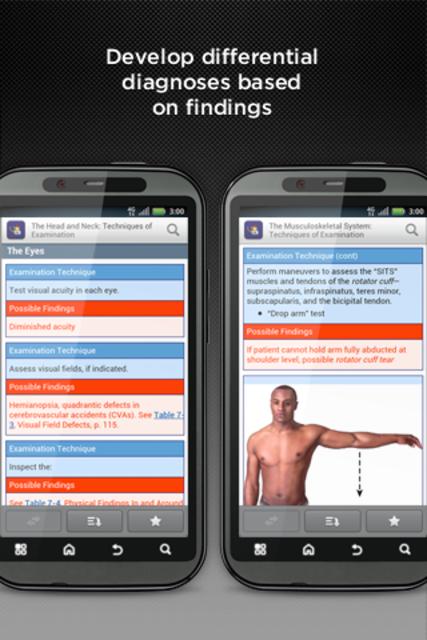 Bates' Physical Examination screenshot 4