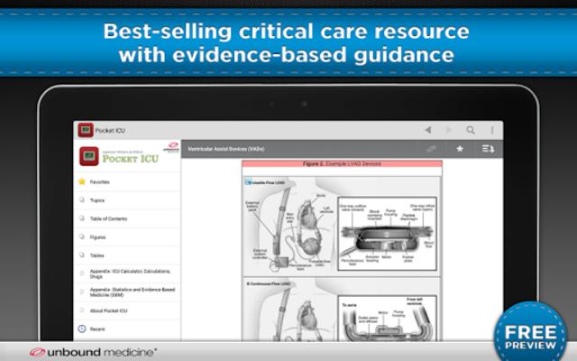 Pocket ICU screenshot 6