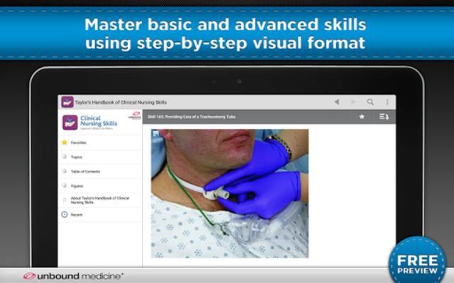 Taylor's Nursing Skills screenshot 6