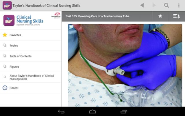 Taylor's Nursing Skills screenshot 11