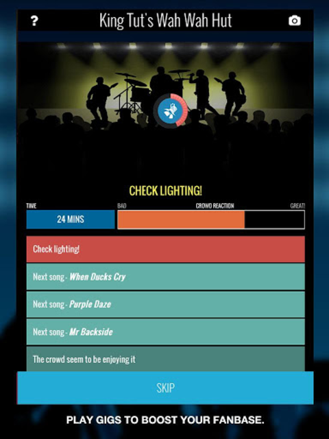 Superstar Band Manager screenshot 9