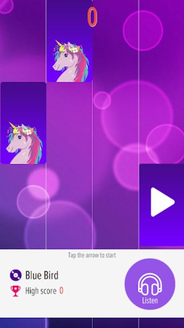 Unicorn Piano Tiles 2 screenshot 4