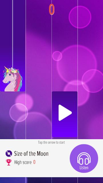 Unicorn Piano Tiles 2 screenshot 6