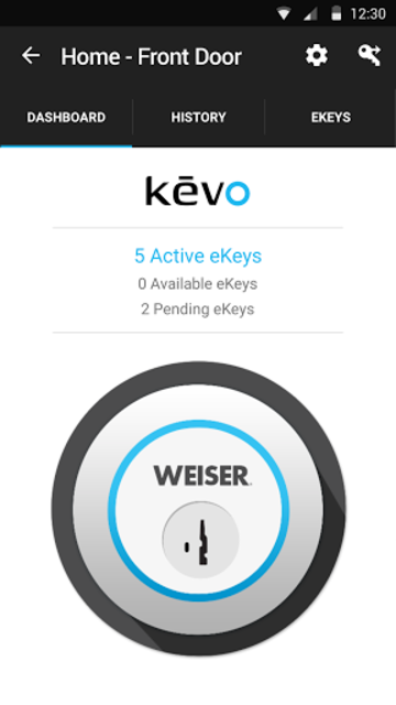 Kevo screenshot 2