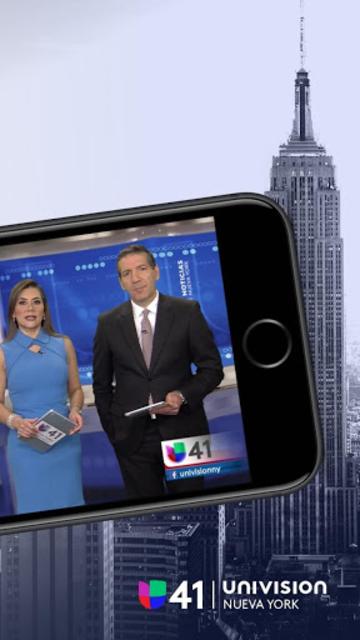 Univision 41 Nueva York screenshot 2