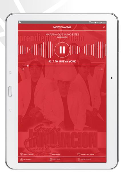 Uforia Música screenshot 13