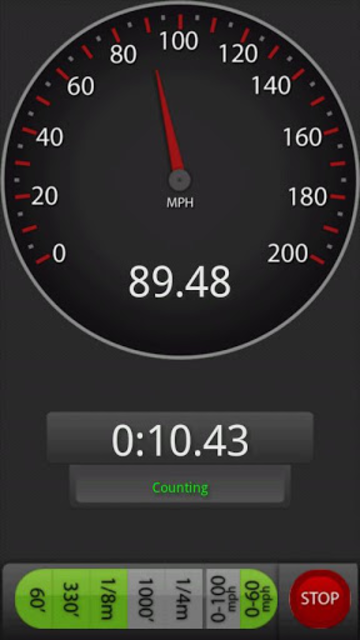 Car Performance screenshot 2