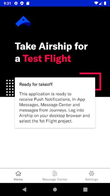 1st Flight screenshot 2
