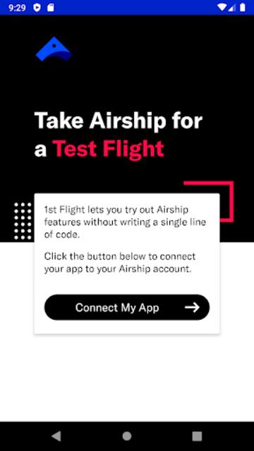 1st Flight screenshot 3