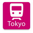 Icon for Tokyo Rail Map