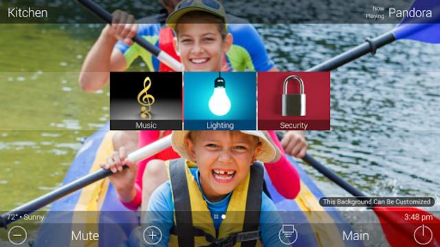 URC Total Control 2.0 Mobile Demo screenshot 9