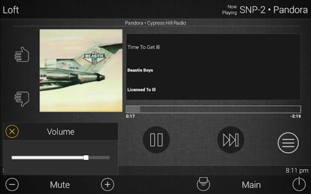 URC Total Control 2.0 Mobile Demo screenshot 19