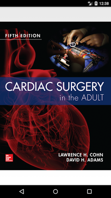 Cardiac Surgery in the Adult, 5th Edition screenshot 1