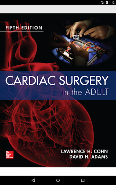 Cardiac Surgery in the Adult, 5th Edition screenshot 17