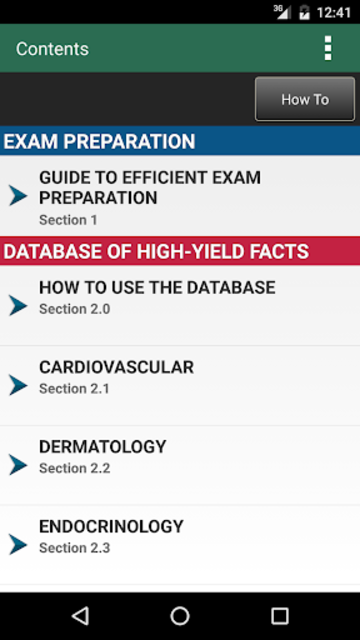 First Aid for the USMLE Step 2 CK, Ninth Edition screenshot 2