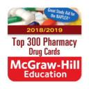 Icon for McGraw-Hill's 2018/19 Top 300 Pharmacy Drug Cards