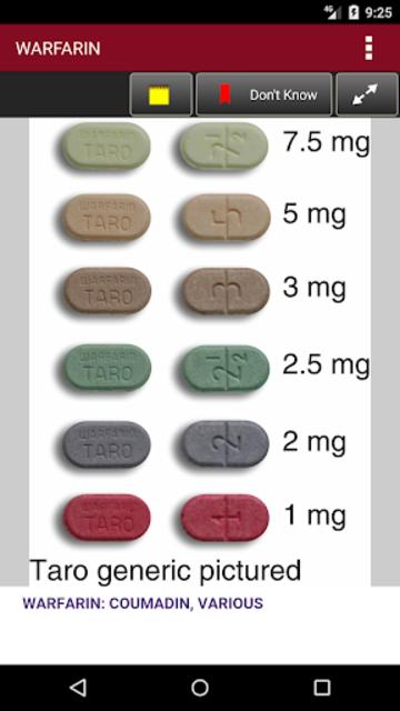 McGraw-Hill's 2018/19 Top 300 Pharmacy Drug Cards screenshot 7