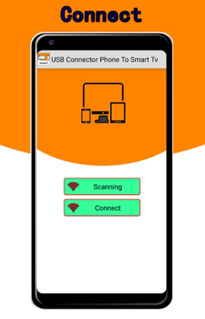 USB Connector phone to Smart TV screenshot 2