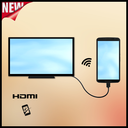 Icon for Usb Connector To Tv (HDMI)