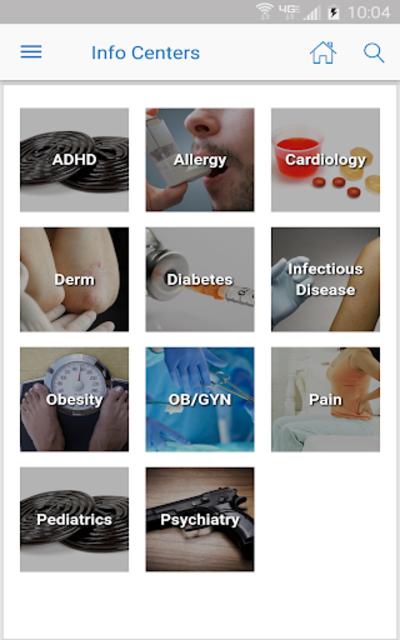 Clinical Advisor screenshot 7