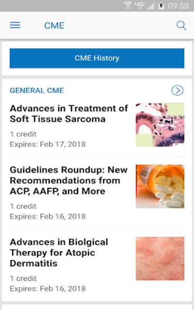 Clinical Advisor screenshot 8